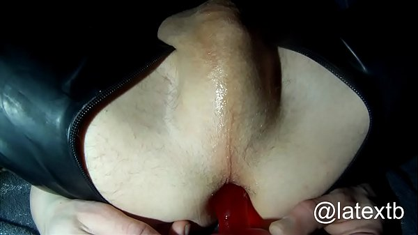 Latex, Solo anal, Anal solo, Toy boy