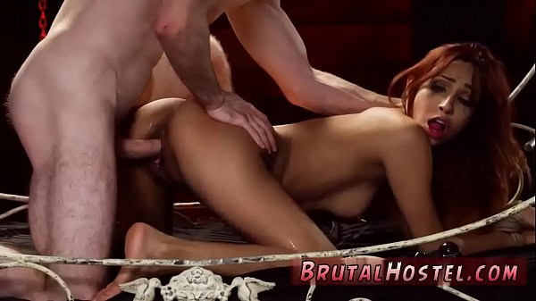 Blacked, First time anal, Hairy anal, Very hairy, Black cock anal
