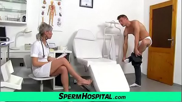 Doctors, Dirty doctor, Lady doctor, Hot doctor, Mature handjob