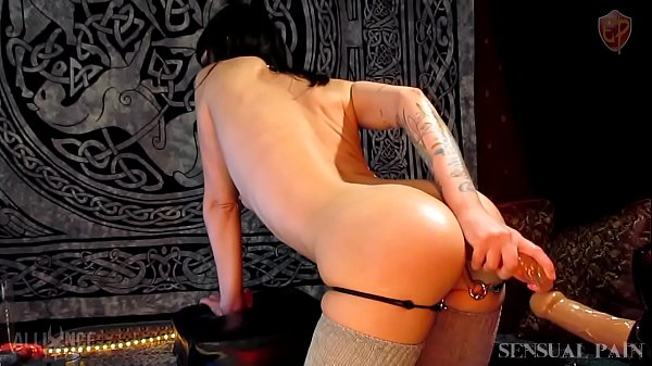 Double anal, Deep anal, Balls, Anal double penetration