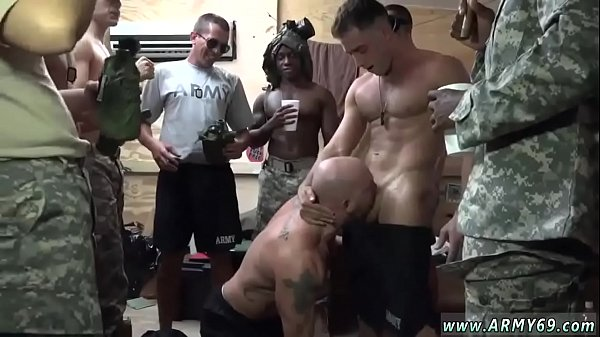 Hand job, Military, Gay party