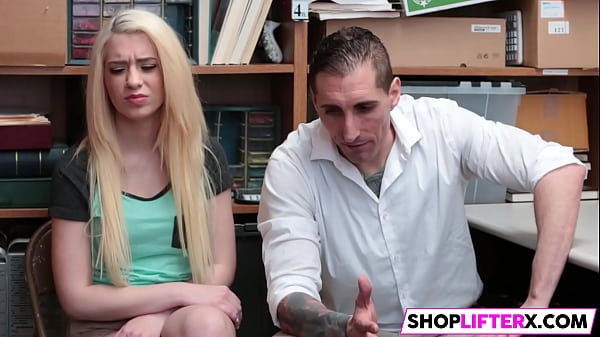Caught, Shoplifting, Daughters and dad, Daughter and dad, Daughter caught