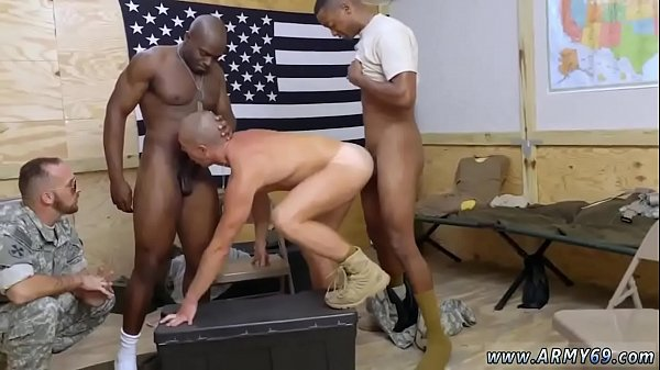 Army, First time fuck, Gay army