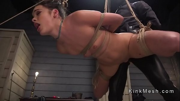 Slave, Small anal, Small tits, Slave training