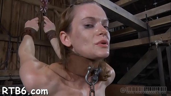 Tied, Beautiful pussy