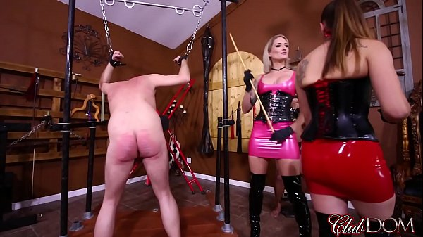 Caning, Scissors, Caned