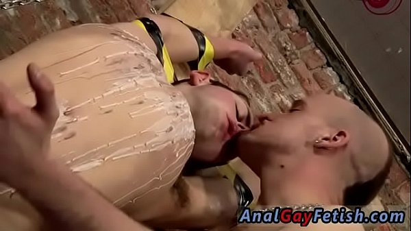 First time, Slave, Young boy, Spit, Spitting, Cum in face