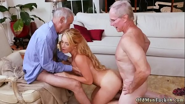 Old man, Old and young, Old man young girl, Old man young