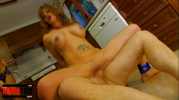 Aunt, Double anal, Hot aunt, Anal strapon, Anal double penetration, Strapon sex
