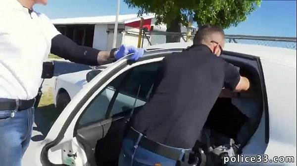 Shoplifter, Gay fuck, Cops, First time fucking