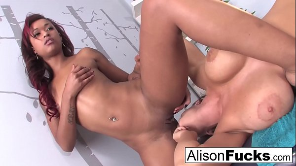 Alison, Mouth, Skin