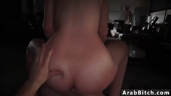 First time, Delivery, Arab fuck, Maid fuck
