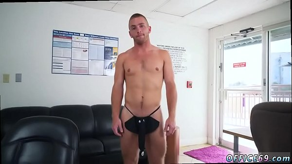 First time anal, Gay boss