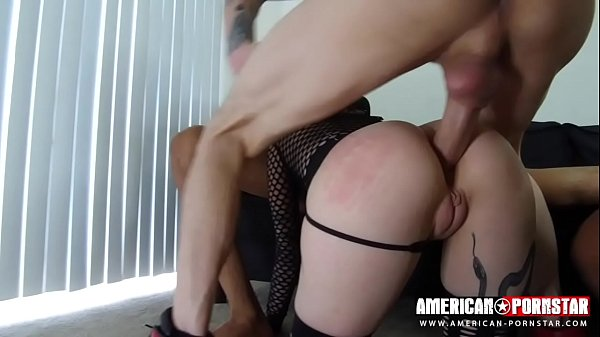 Double anal, Tight anal, Multiple, Double cock, Charlotte