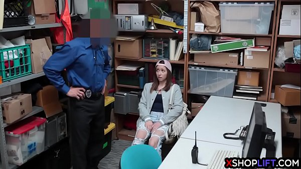 Security, Shoplifter, Bust