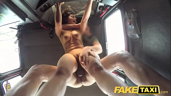 Taxi, Taxi fake, Pussy squirting, Orgasm squirt