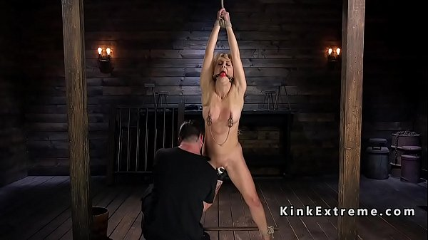Whipping, Tied, Blonde ass
