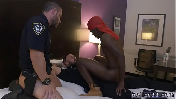 Police, Police gay, Cops, Brother fuck